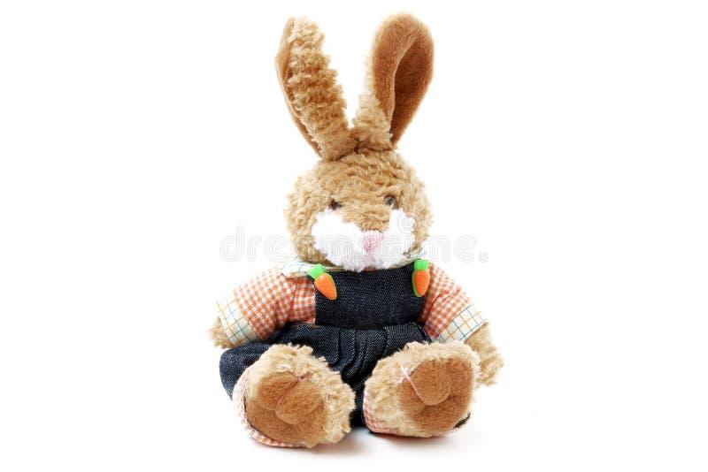 兔子玩偶 免版税库存照片