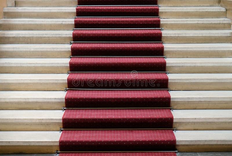 入口楼梯 免版税图库摄影