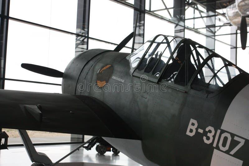 全国军事博物馆在苏斯特在荷兰 库存图片