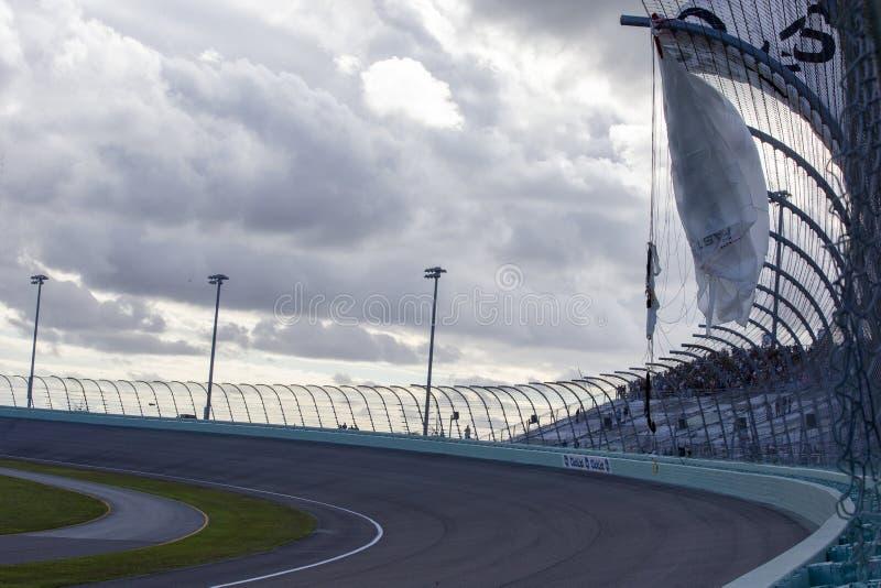 全国运动汽车竞赛协会:400 11月18日福特 免版税库存照片