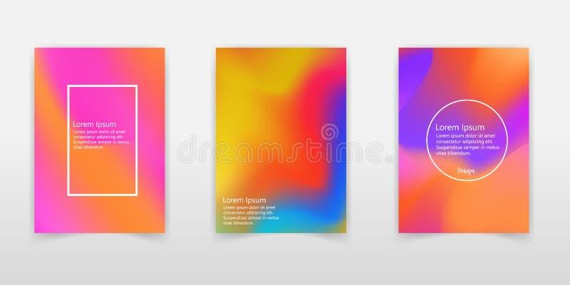 全息照相的箔 非常美好的彩虹纹理 美妙的不可思议的背景 幻想五颜六色的卡片 呈虹彩艺术 时髦有魄力 向量例证