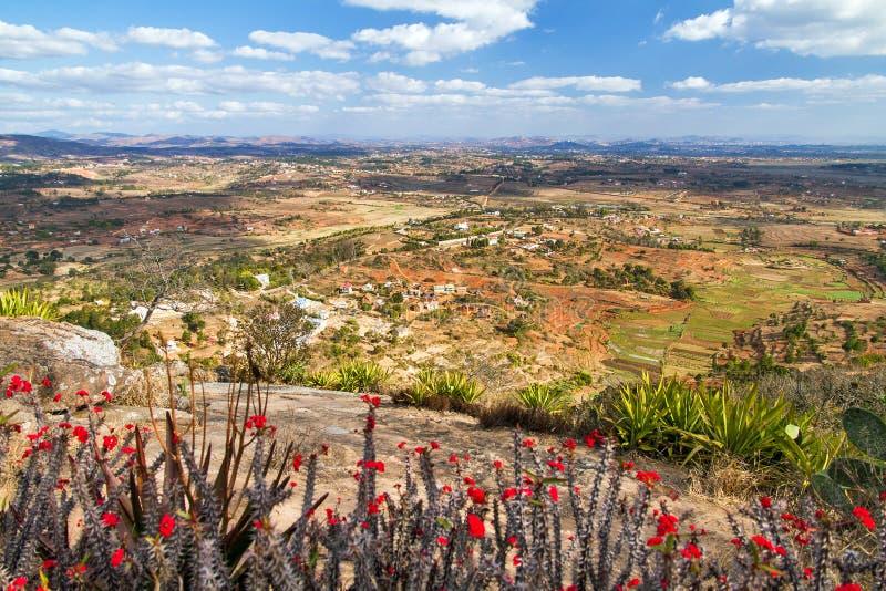 全景风景安布希曼加 免版税库存图片