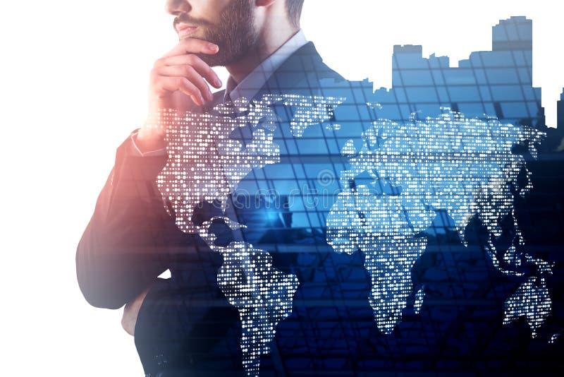 全球企业的概念 库存照片