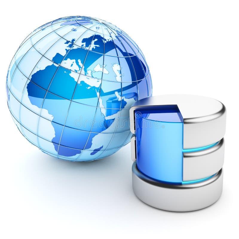 全球性数据贮藏室
