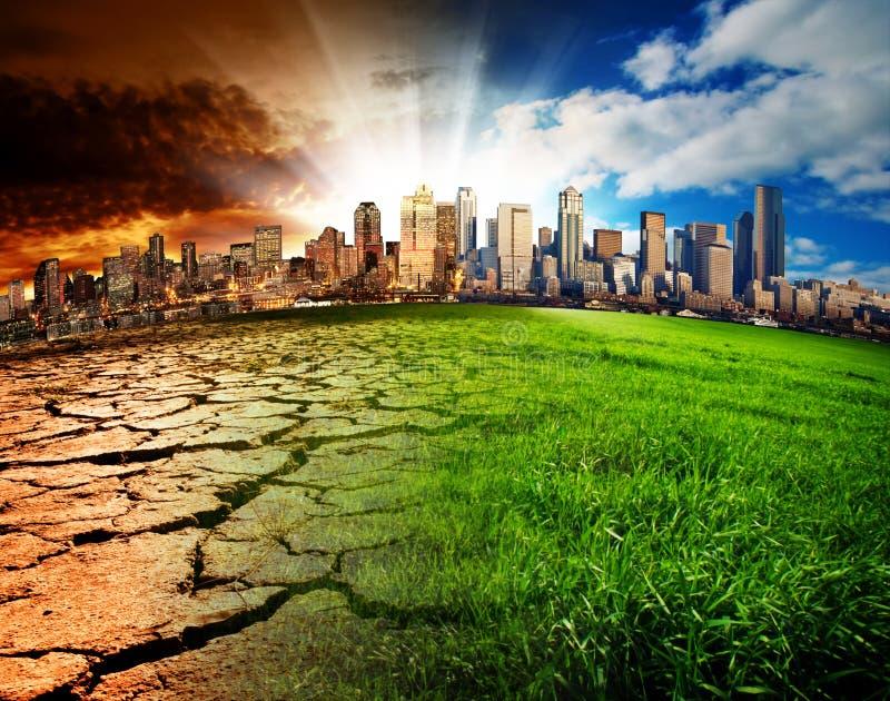 全球的灾害 库存照片