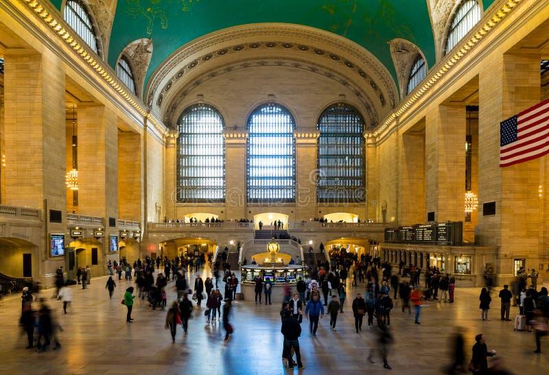 全部中央岗位, NYC 库存图片