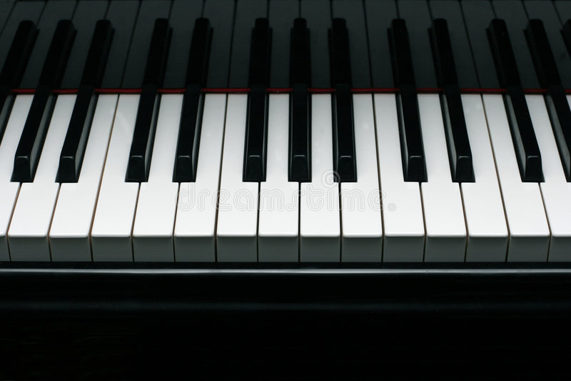 全部关键字钢琴 库存照片