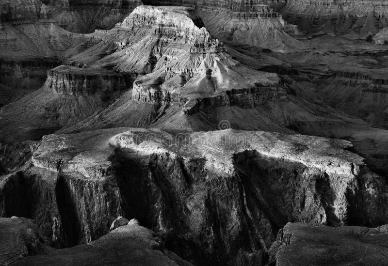 全部峡谷的焕发 库存照片