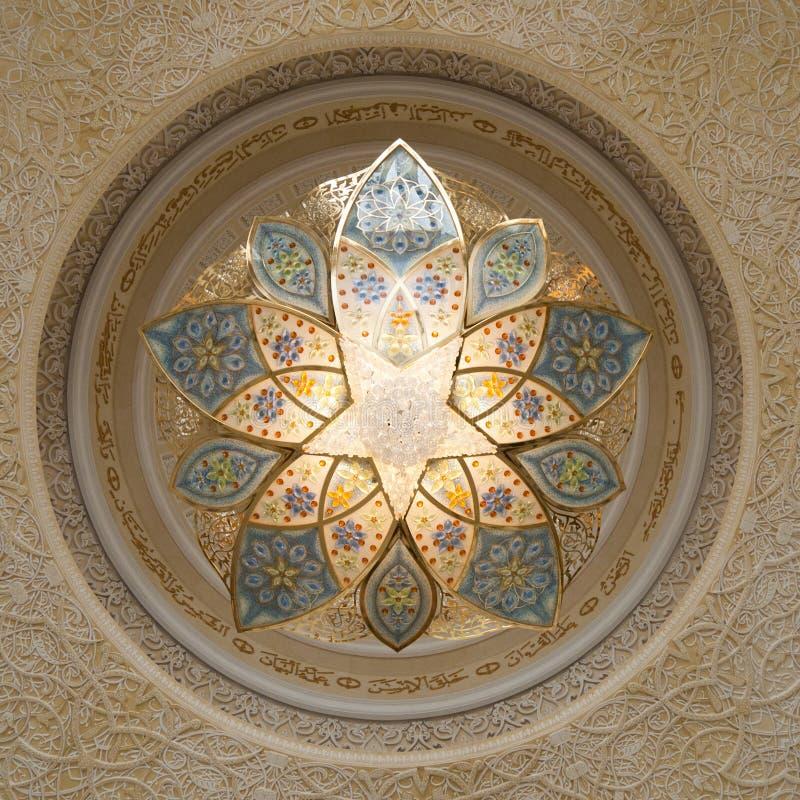 全部清真寺 免版税库存照片