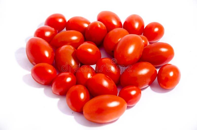 全部红色西红柿 免版税图库摄影