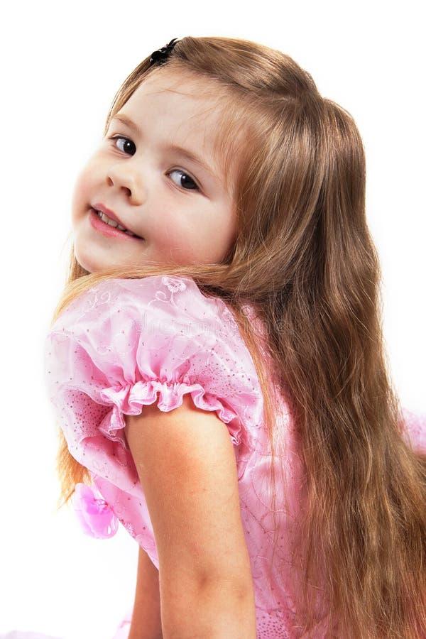 公主微笑 图库摄影