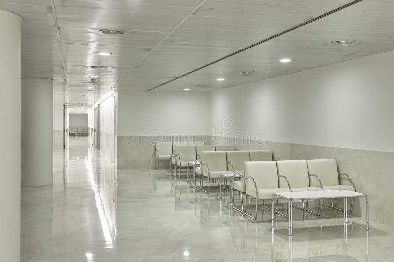 公共建筑等候室 健康中心内部 ?? 图库摄影