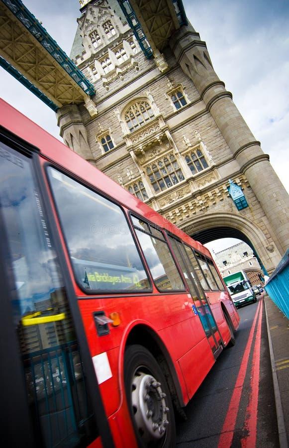 公共汽车伦敦 库存照片