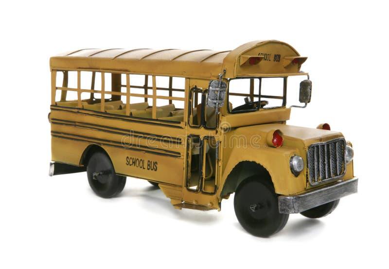 公共汽车学校 免版税库存图片