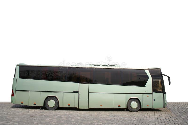 公共汽车浏览 图库摄影