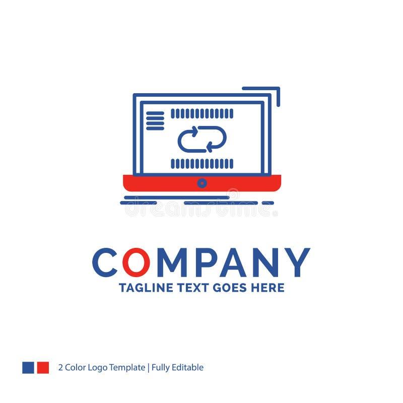 公司名称通信的,连接,链接商标设计,sy 皇族释放例证