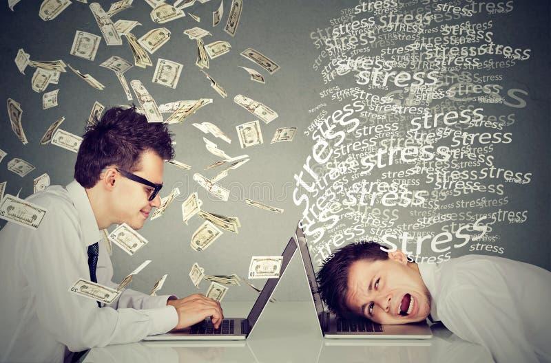 公司雇员收入报偿经济概念 免版税库存图片