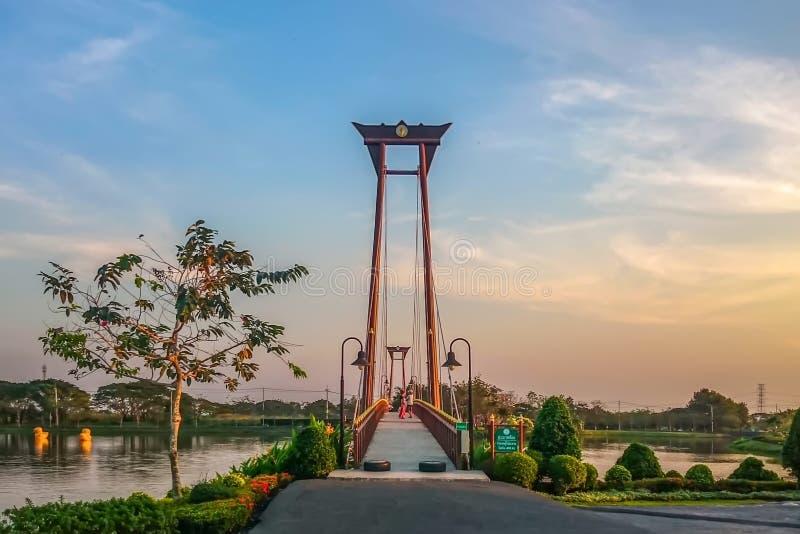 公园曼谷 库存照片