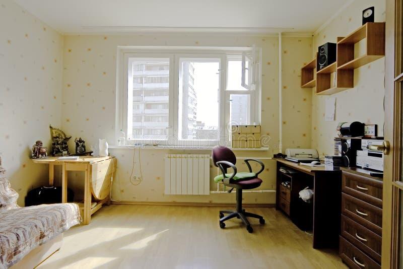公寓图象居住了multiroom 库存图片