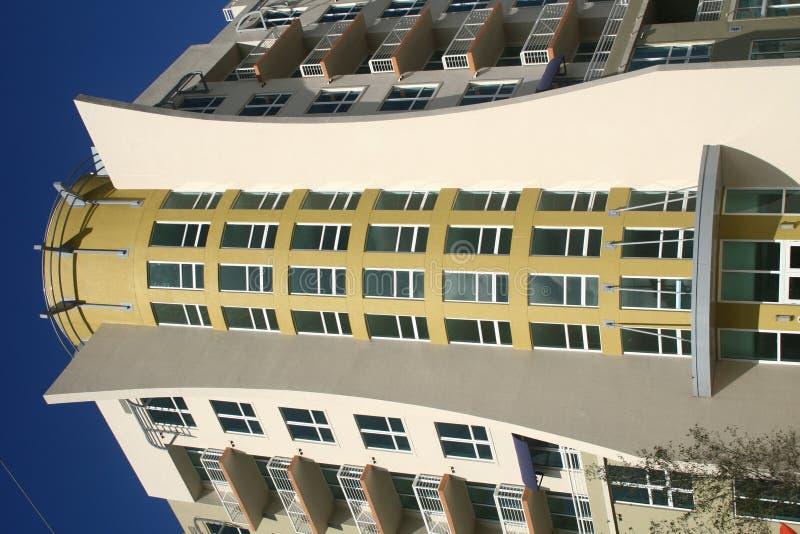 公寓坦帕 免版税库存图片
