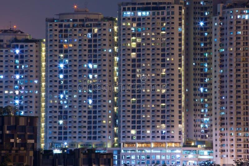 公寓房大厦 免版税库存图片