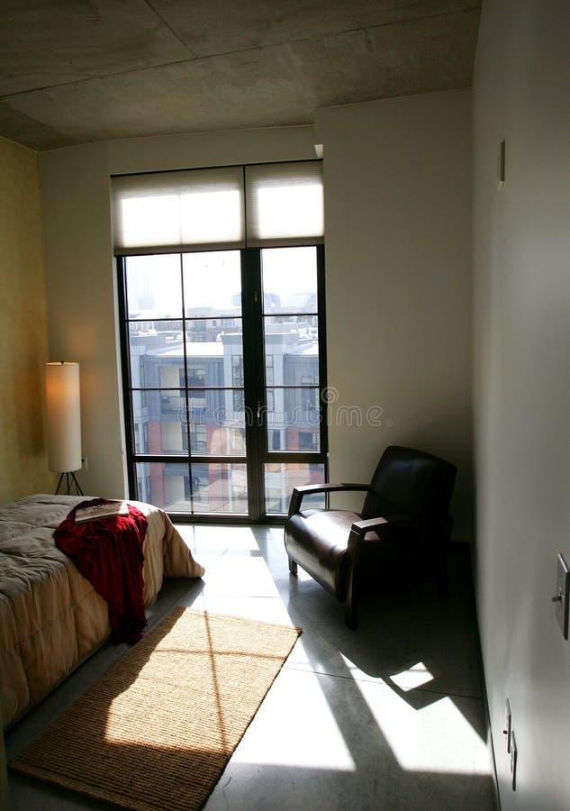 公寓房顶楼 库存照片