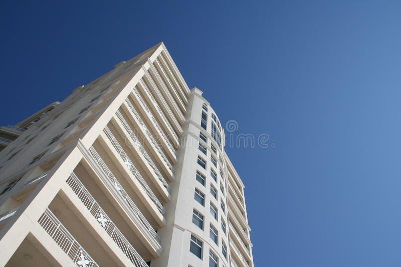 公寓房高层 库存图片