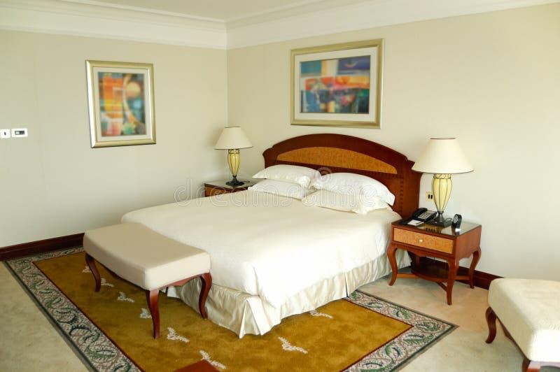 公寓旅馆豪华 图库摄影