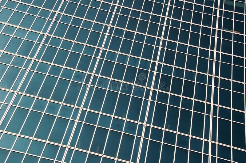 公寓楼高层scrappers天空 免版税图库摄影