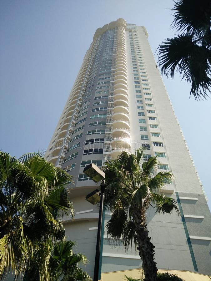 公寓,公寓房,高大厦,美丽的大厦 库存图片