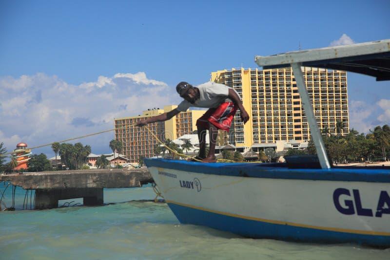 牙买加4 库存照片