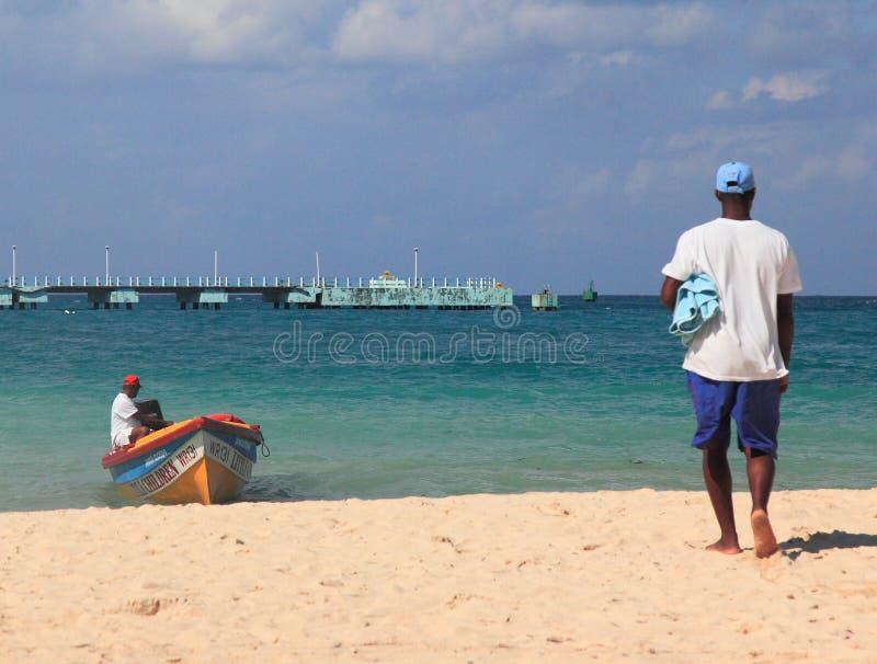 牙买加7 库存图片