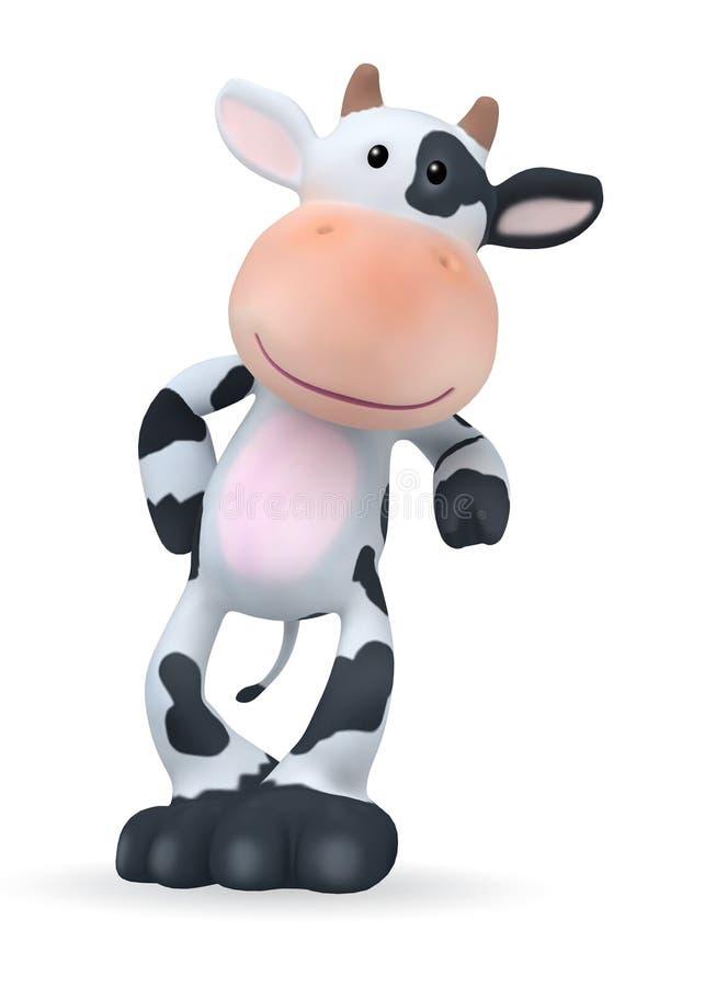 公牛 向量例证