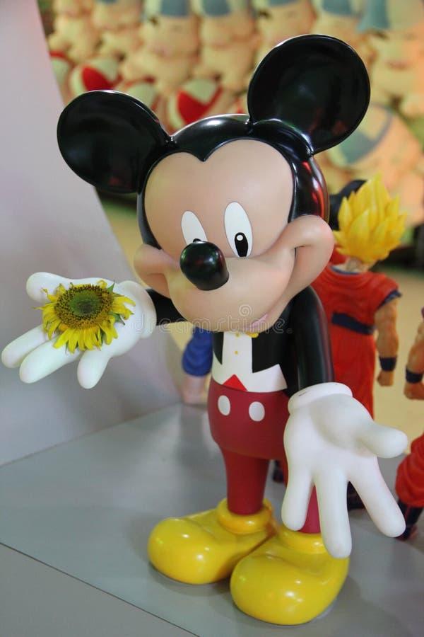 公米老鼠 图库摄影