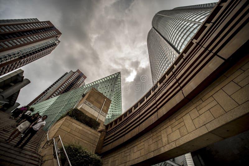 六本木新城塔,东京,日本 免版税库存照片