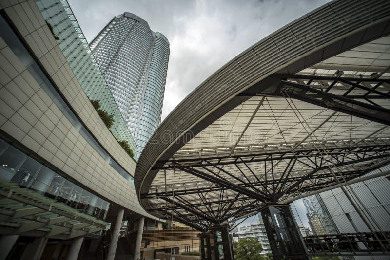 六本木新城塔,东京,日本 图库摄影