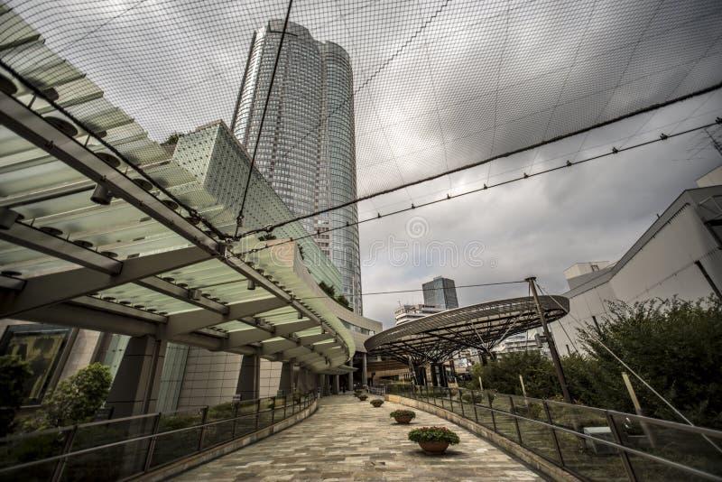 六本木新城塔,东京,日本 免版税库存图片