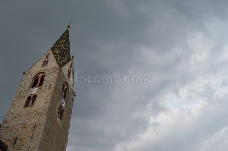 维兰德罗教会  库存照片