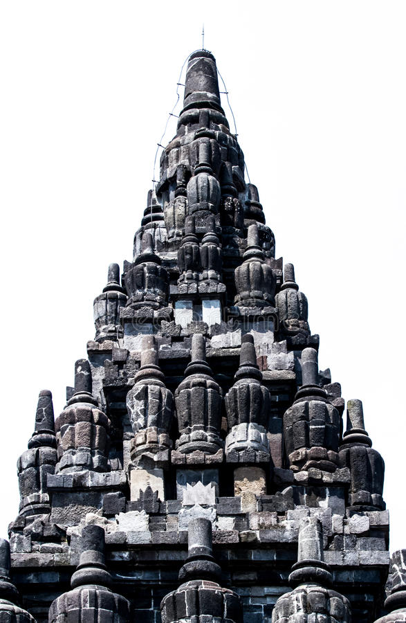 巴兰班南寺庙细节  免版税图库摄影