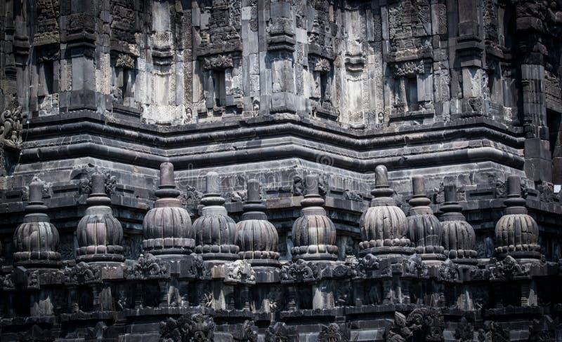 巴兰班南寺庙细节  图库摄影
