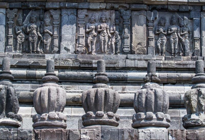 巴兰班南艺术  免版税库存照片