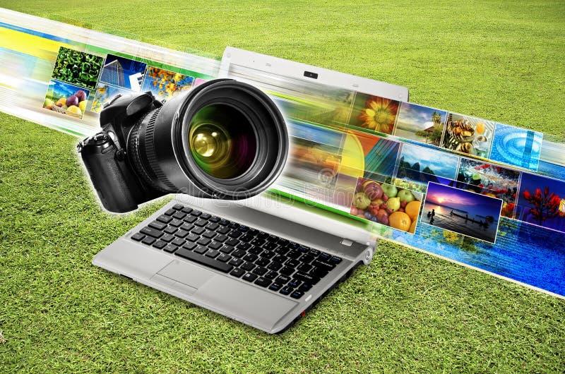 共享概念的摄影&图象 免版税库存图片