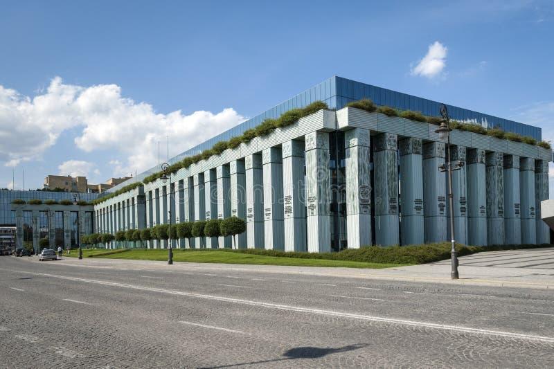 共和国的最高法院波兰 免版税库存图片