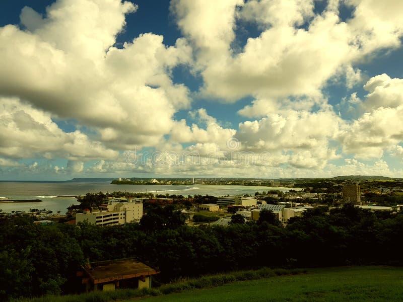 关岛 库存照片