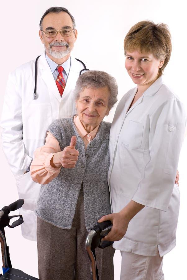 关心健康 免版税库存照片