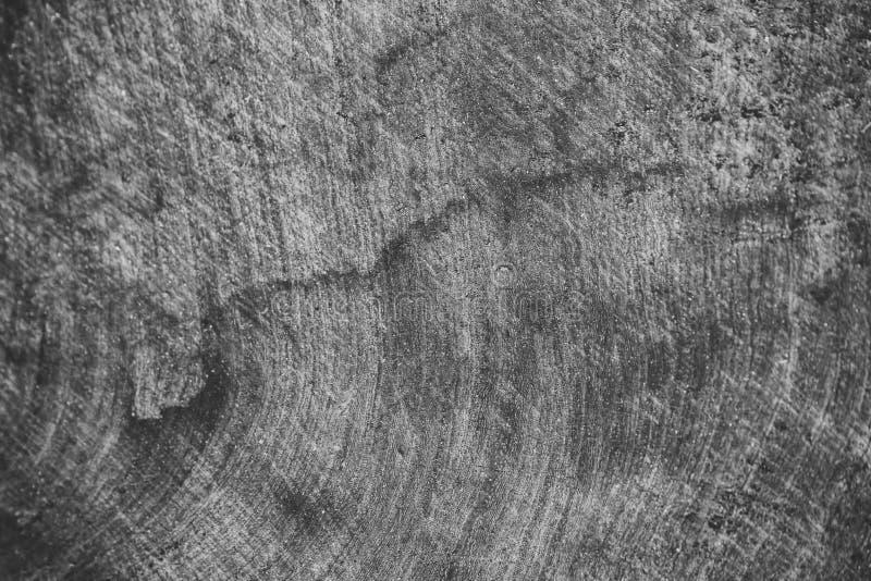 关闭与五谷纹理的土气木桌在葡萄酒样式 老木板条表面在宏观概念的与空的模板和 免版税图库摄影