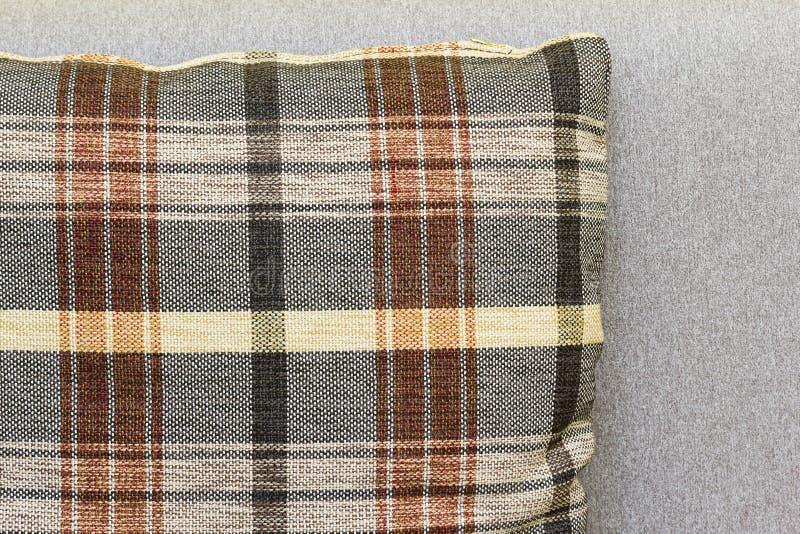关闭枕头沙发集合 免版税图库摄影