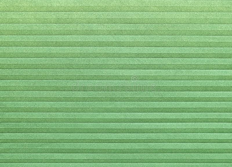 关闭橄榄绿折叠纸样式 库存照片