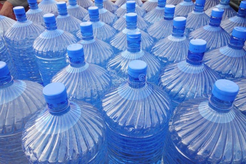关闭水瓶 库存图片