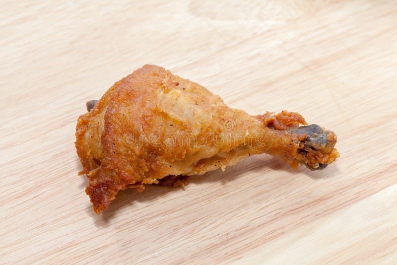 关闭炸鸡 免版税库存照片